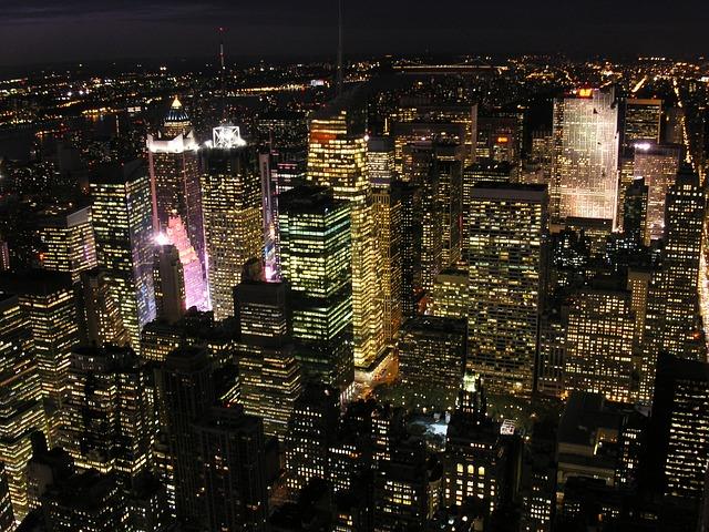 Il periodo migliore per visitare new york for Foto new york notte