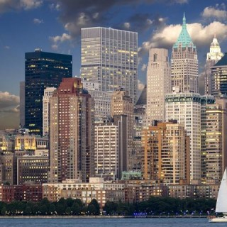 Stati Uniti, Manhattan