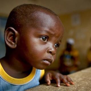 Tanzania, bambino