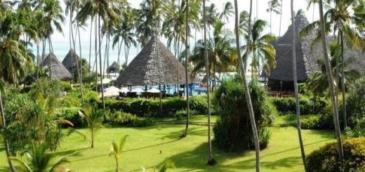 Zanzibar, giardino
