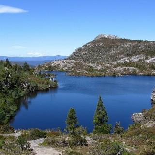 Tasmania, panorama