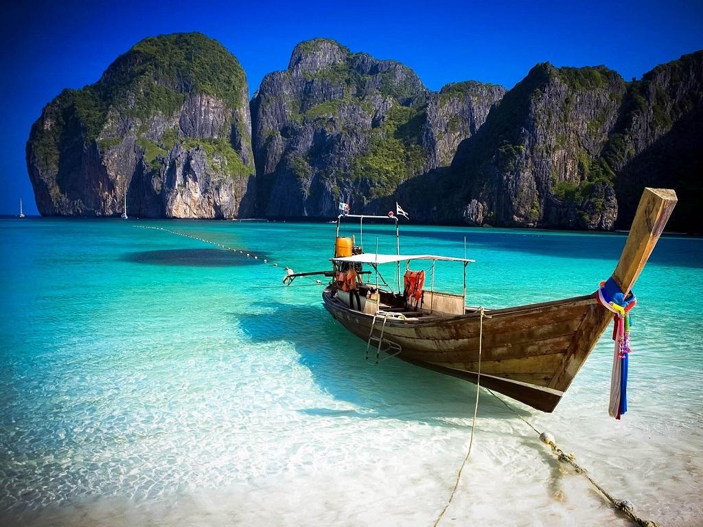 Thailandia, Phi phi island