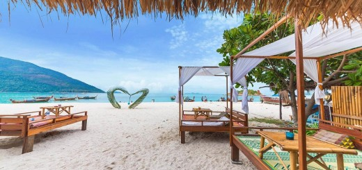 Thailandia, Koh Lipe beach resort