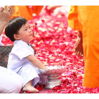 Thailandia, buddisti