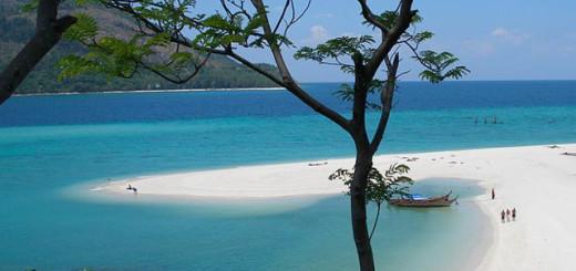 Thailandia, mare