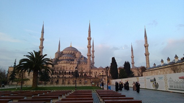 Istanbul, moschea
