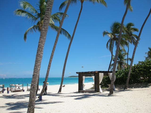 Caraibi, spiaggia