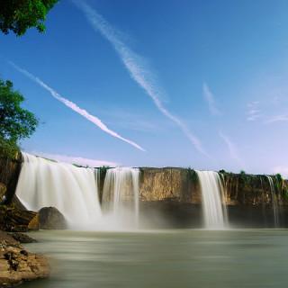 Vietnam, cascate Thac Dray Nur