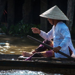 Vietnam, donna