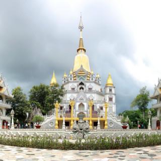 Vietnam, pagoda